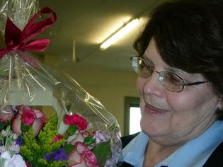 Principal Mary Suroweicki