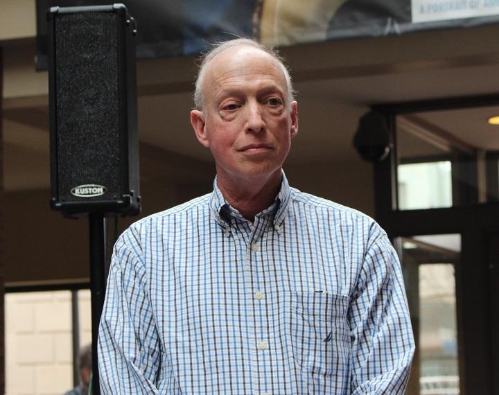 City Landscape Architect David Moser Dies