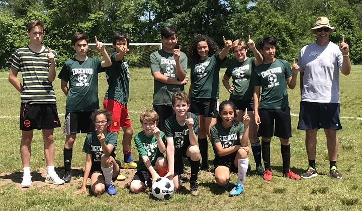 Battalion Chief Fires Up Soccer Mission